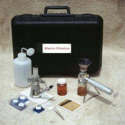 oil patch testing kit